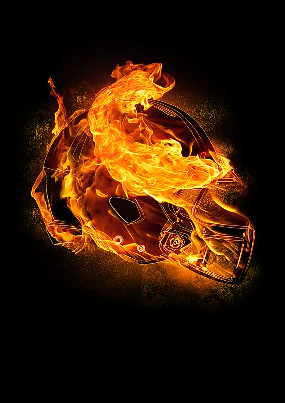 Fire Helmet